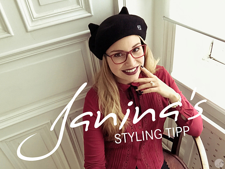 Janina's Styling Tipp: French Chic