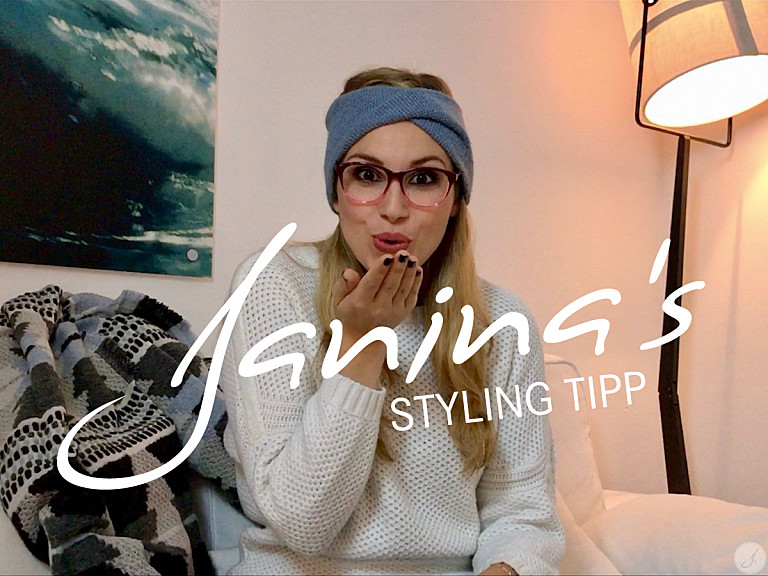 Janina's Styling Tipp: Wintertrends 2016