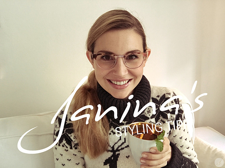 Janina's Styling Tipp: Winterlieblinge