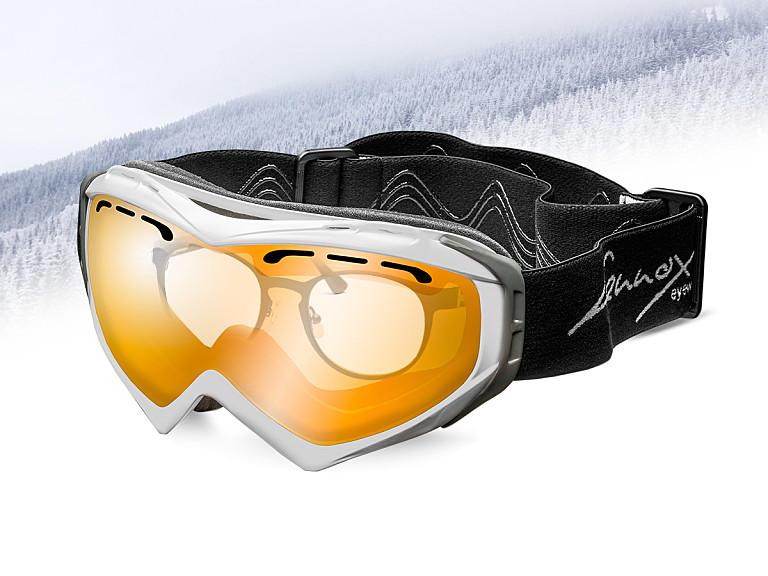 Skifahren mit Sehschwäche