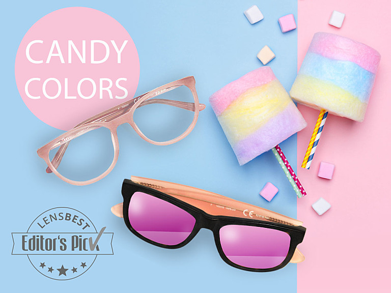 Editor's Pick: Kollektion Candy Colors