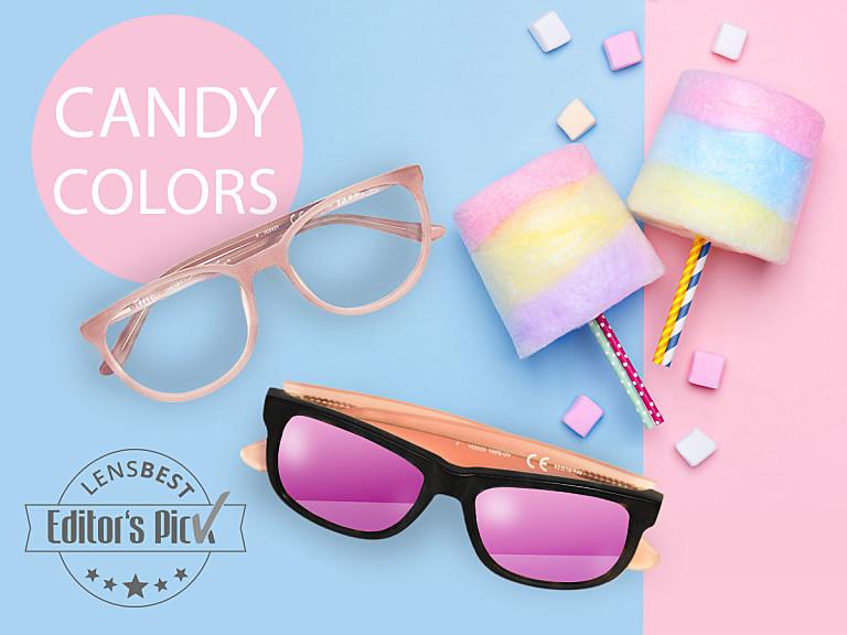 Editor's Pick: Kollektion Candy Colors