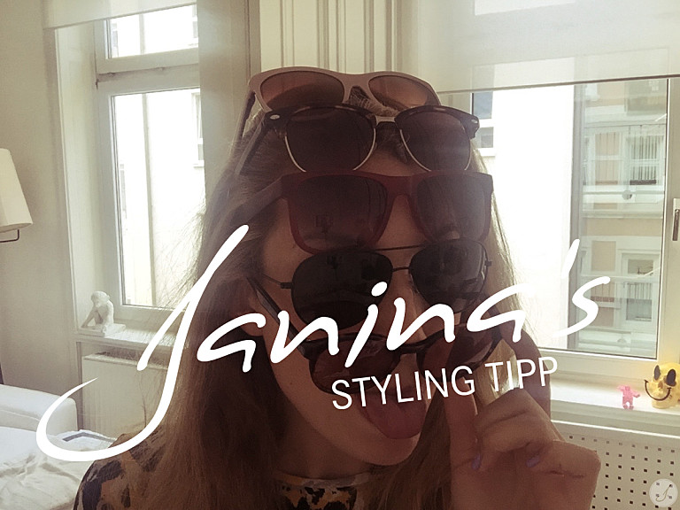 Janina präsentiert die beliebtesten fünf Lennox Sonnenbrillen.