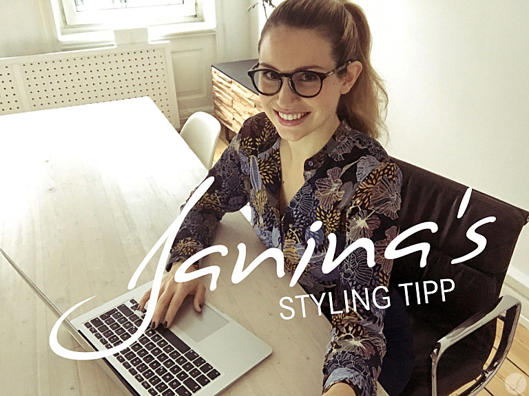 Janinas Styling Tipp: Büro-Outfits
