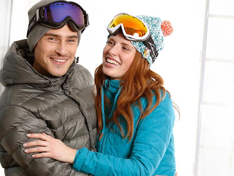 Skibrillen für den Wintersport