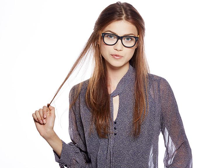 Nerd Brillen liegen im Trend!