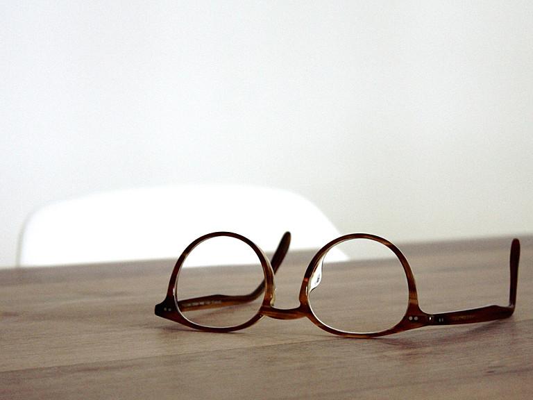 Brillenmaterialien im Vergleich