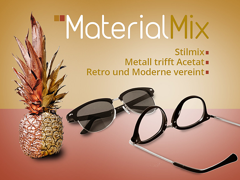 Kollektion Material Mix