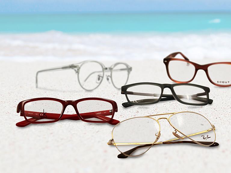 Unsere Top 5 Brillen für den Sommer