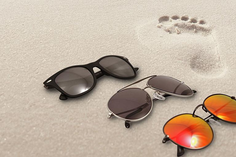 3 Sonnenbrillen, die jeder besitzen sollte