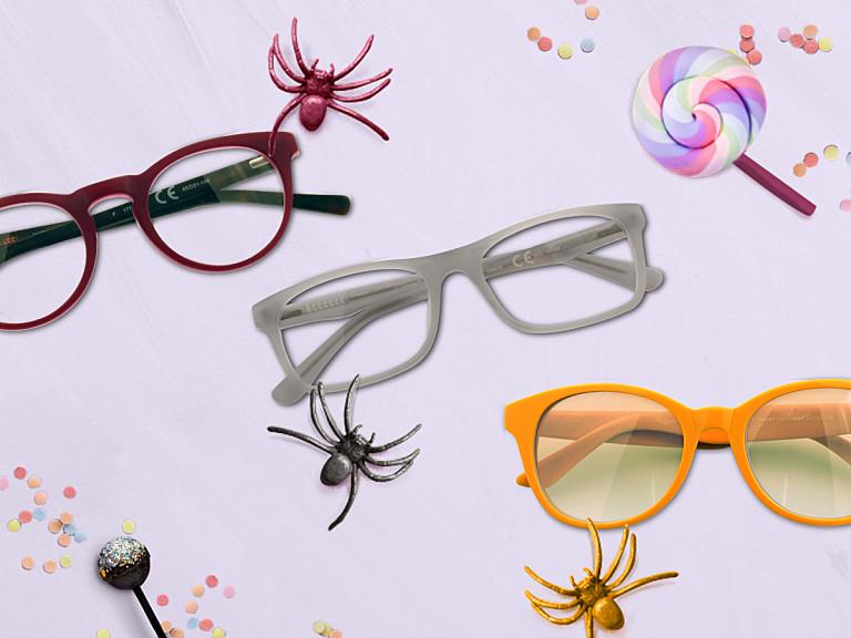3 spooky Brillen, die nicht nur an Halloween cool sind