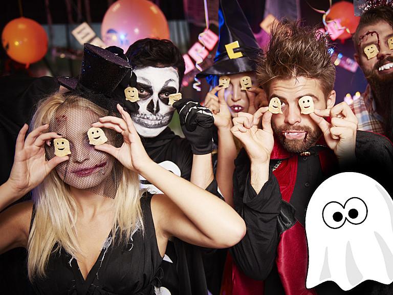 Halloween-Tipps für KontaktlinsenträgerInnen