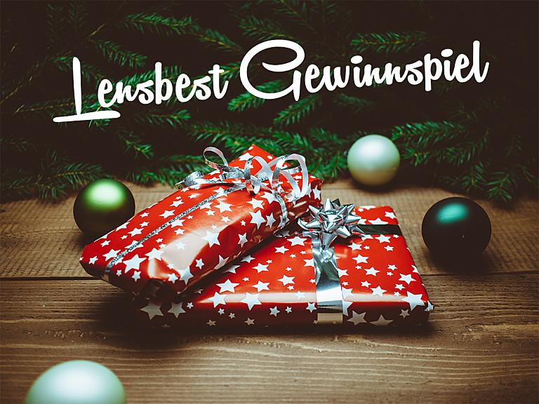 Das perfekte Weihnachtsgeschenk by Lensbest