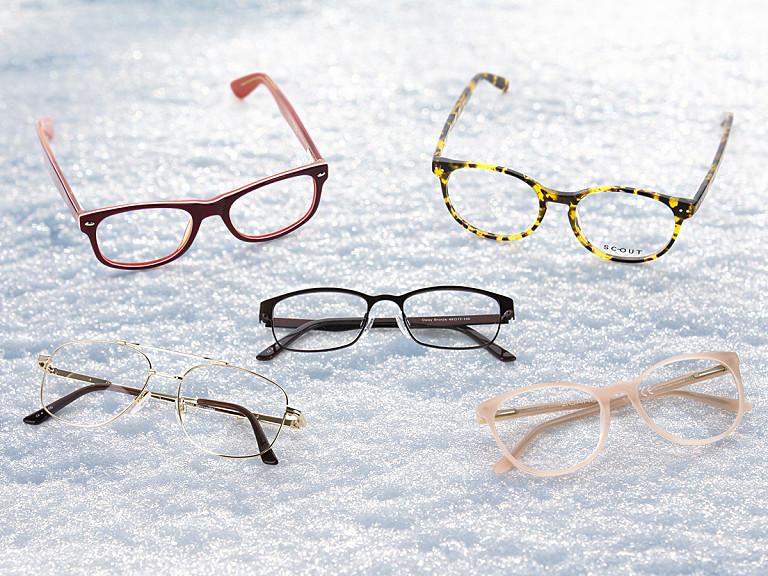 Unsere angesagten Top 5 Brillen für den Winter