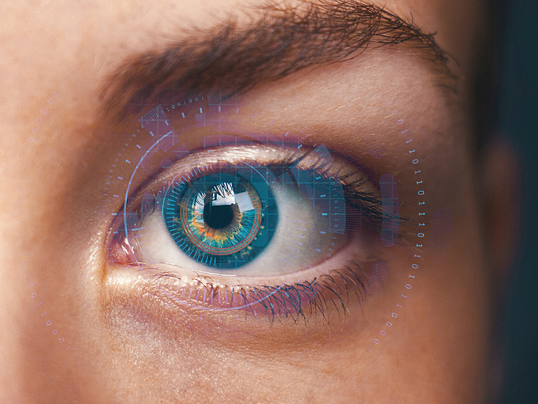 Zukunftsmusik: Smarte Kontaktlinsen