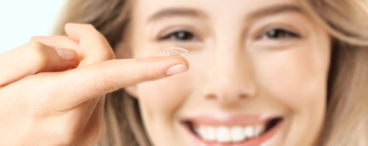 Torische Kontaktlinsen gegen Hornhautverkrümmung von Lensbest