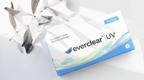 Weiche Monatslinsen von everclear