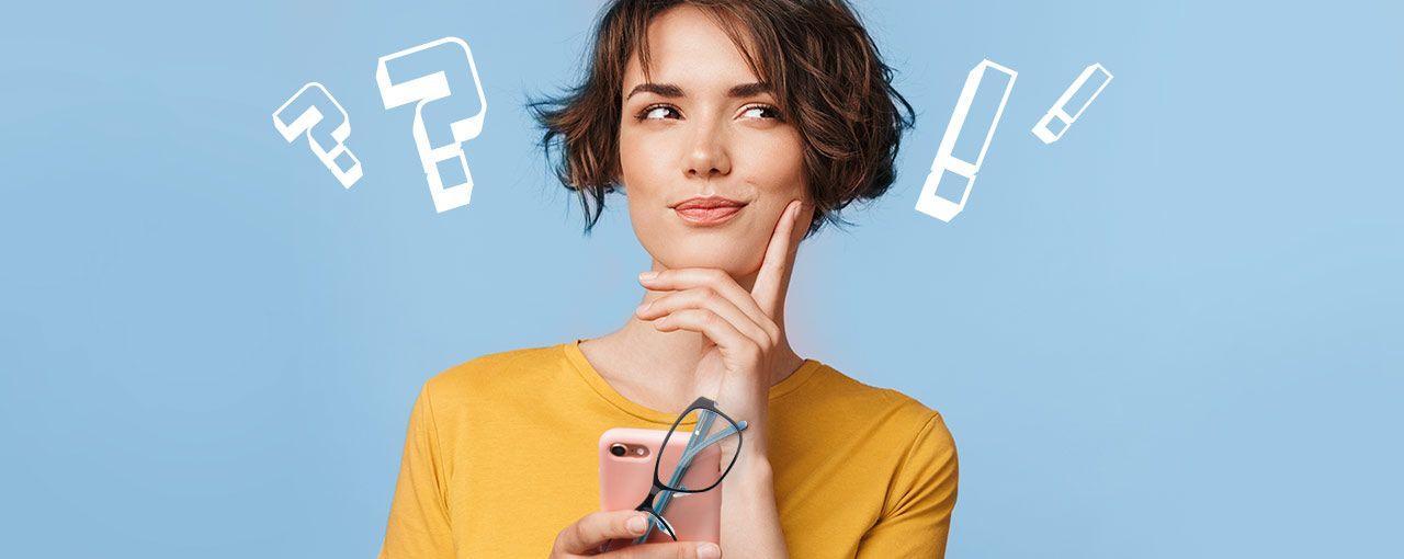 FAQ Brillen