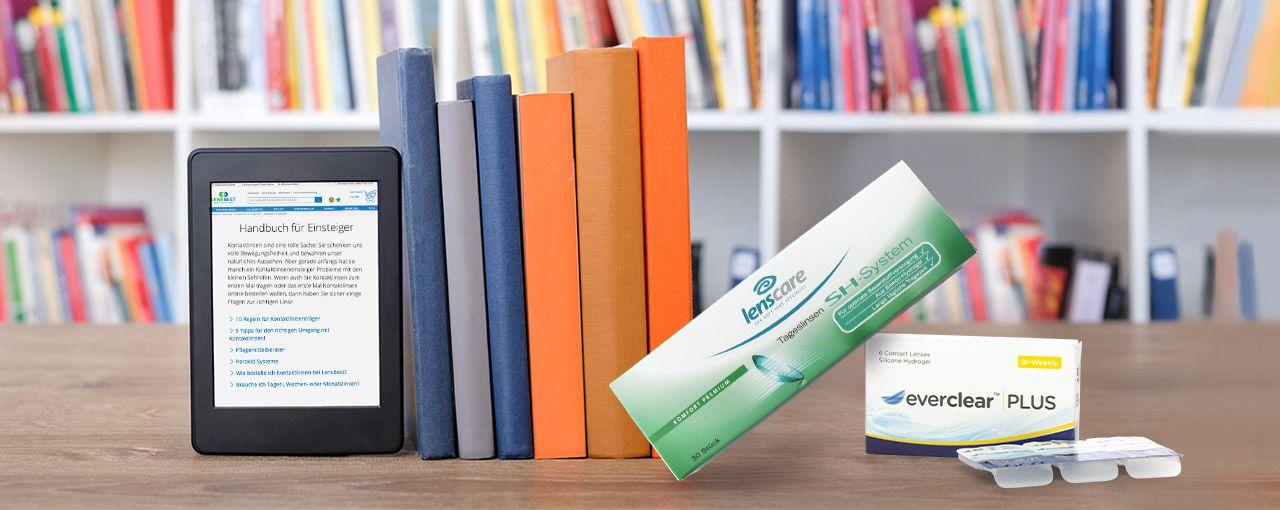 Kontaktlinsen Handbuch