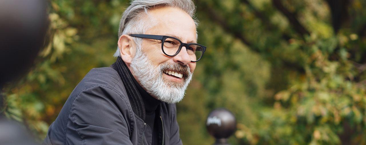 Auswirkungen des Alterns auf die Augen