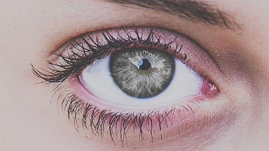 Graue Augen Häufigkeit