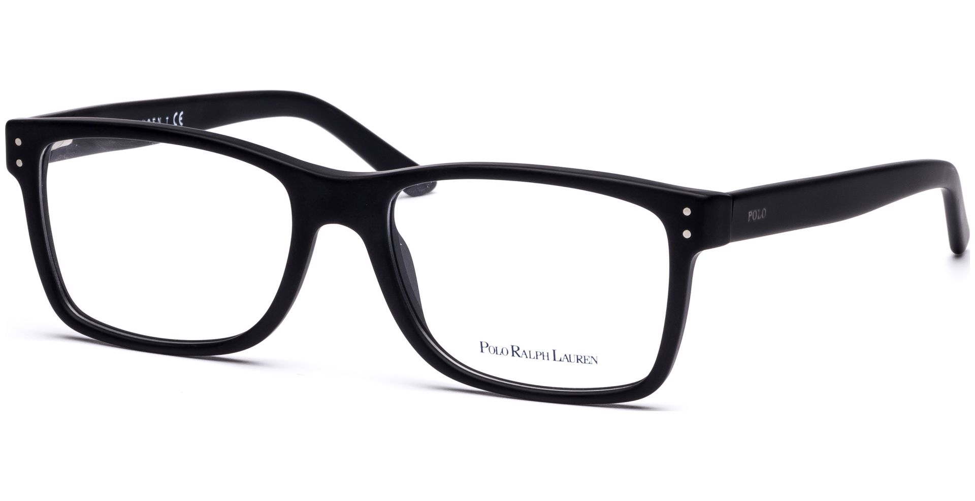 Polo - Ralph Lauren - PH2057 5284 5518 Large Matte Black - von Lensbest