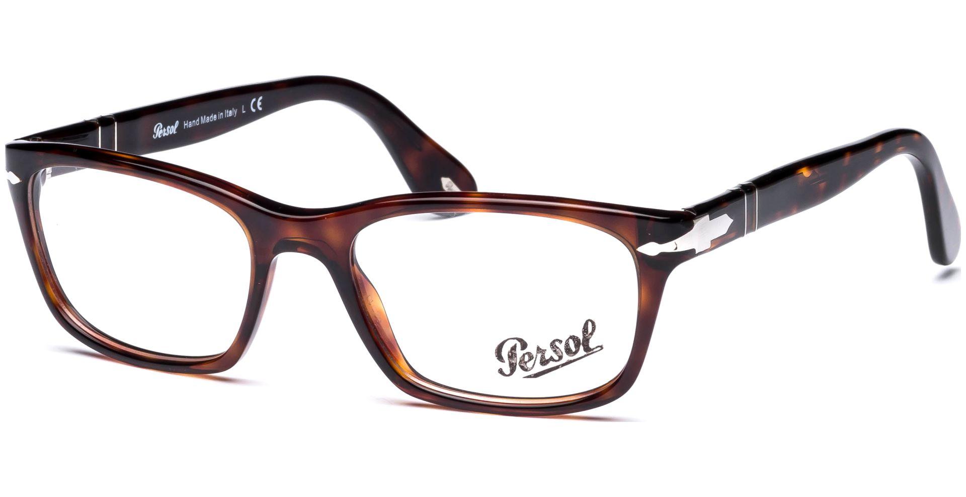 Persol - PO3012V 24 5218 Havana - von Lensbest
