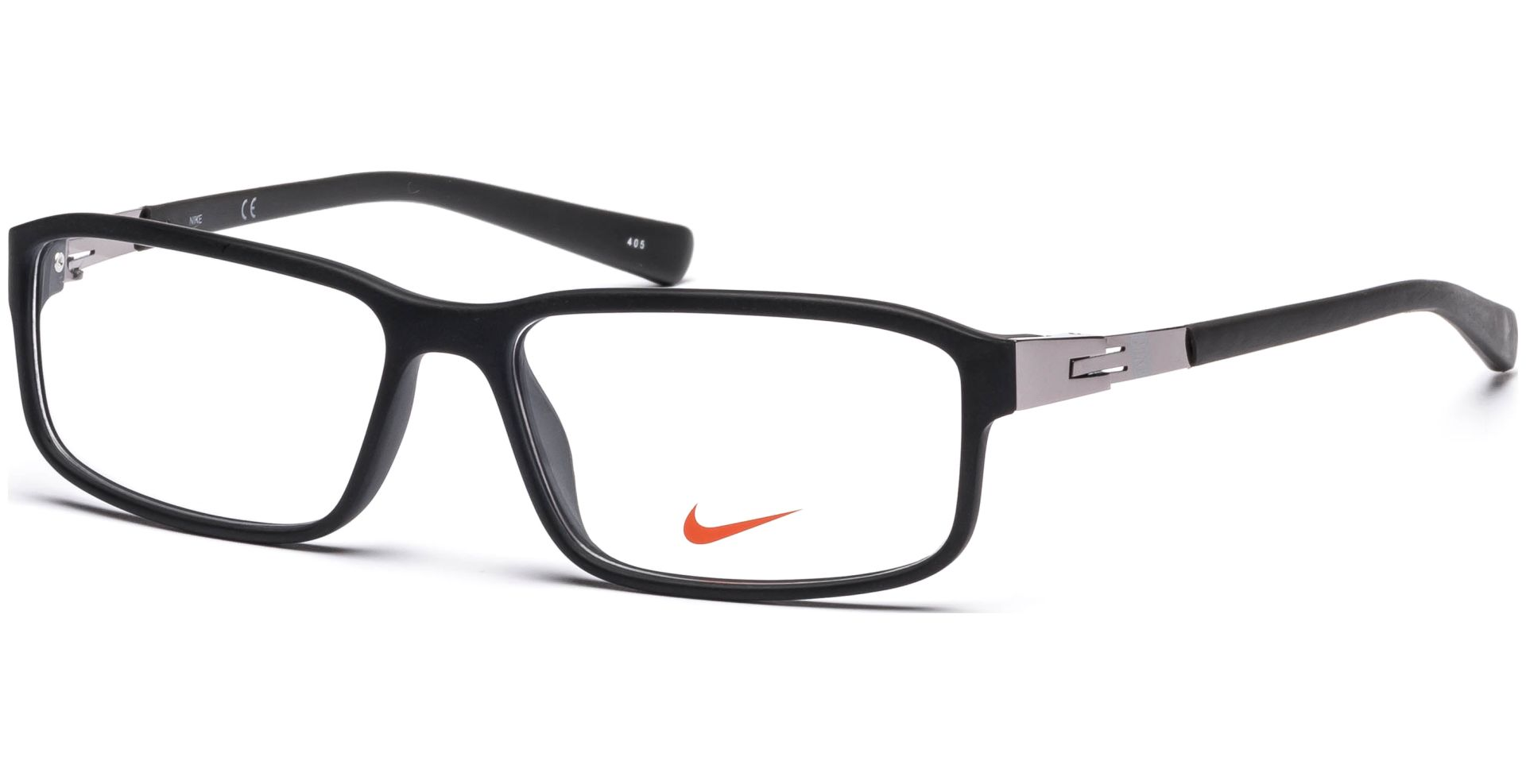 Nike - 7108 025 5415 Satin Black/Dark Grey - von Lensbest