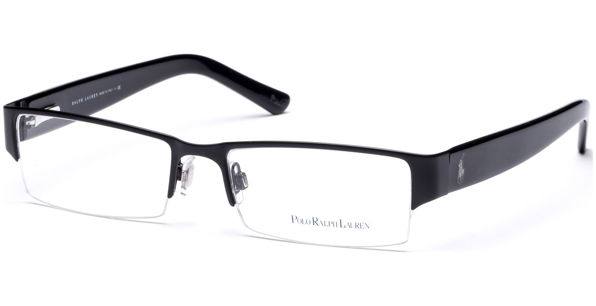 Polo - Ralph Lauren - PH1067 9038 5217 Small Matte Black - von Lensbest