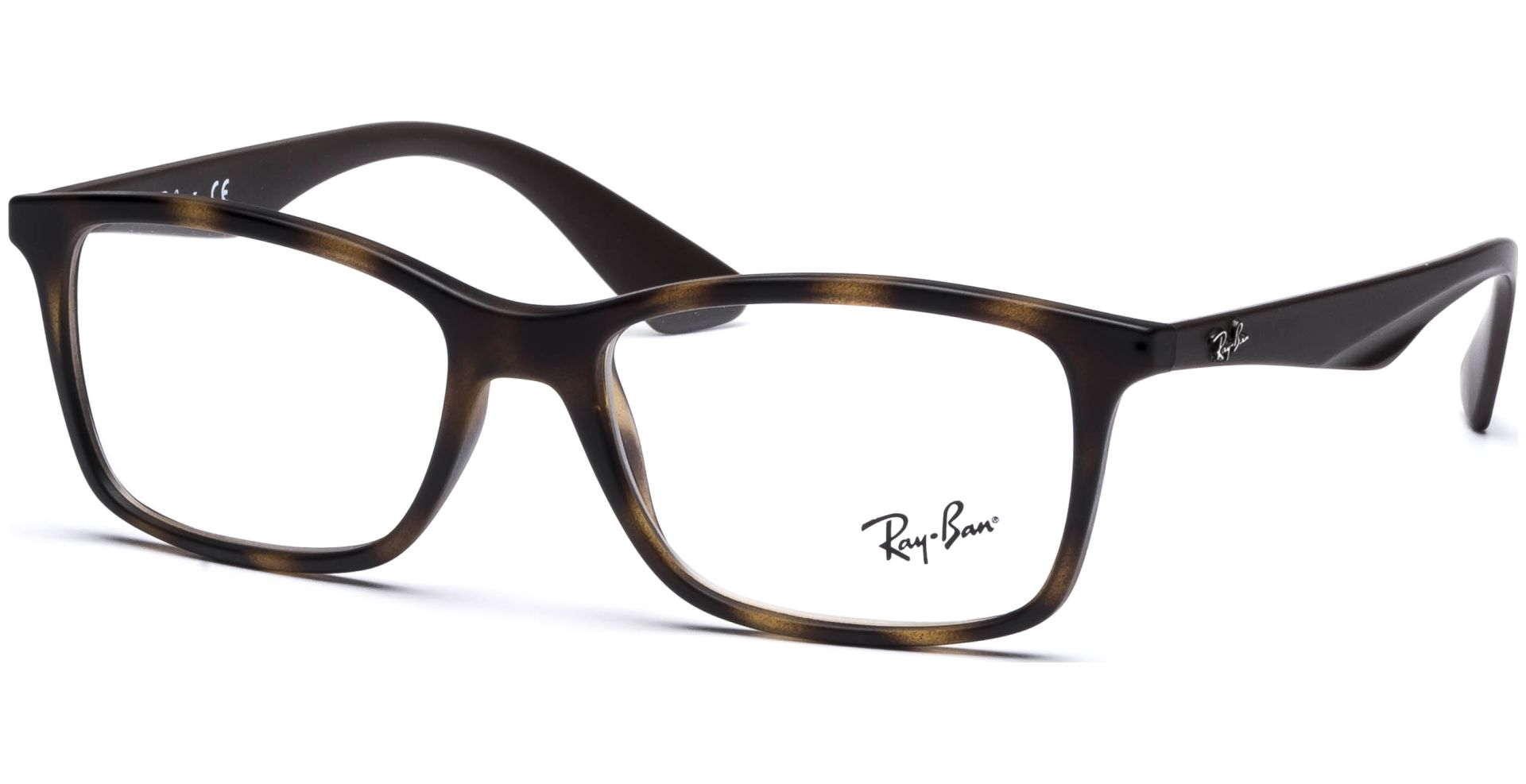 ray ban brille havanna matt
