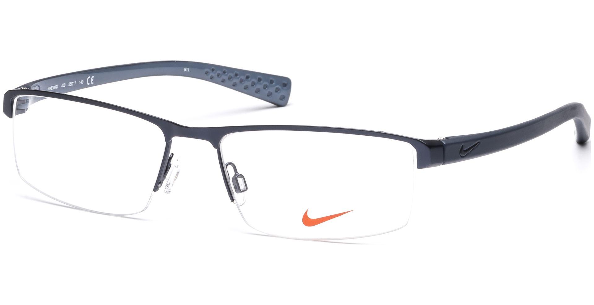 Nike - 8097 400 5517 Satin Blue/Midnight Navy - von Lensbest