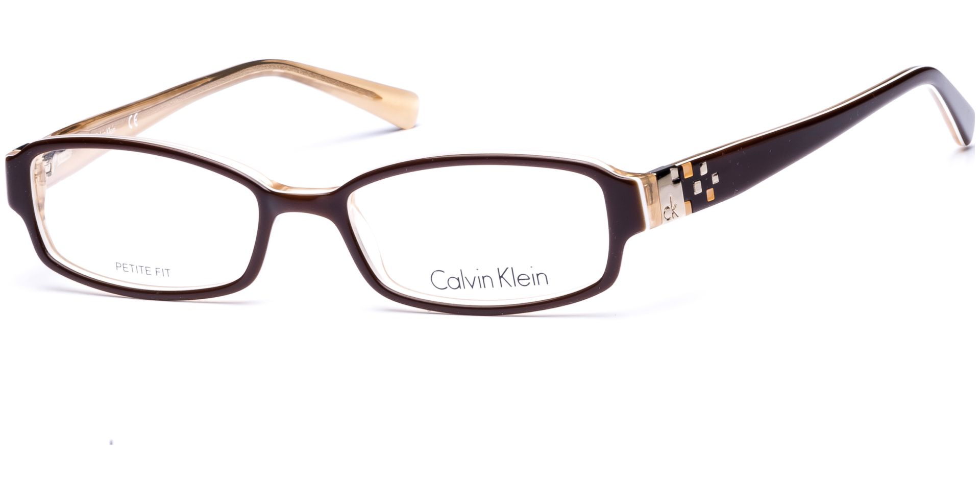 ck Calvin Klein - CK Platinum ck5689 213 4816 BROWN PEACH - von Lensbest