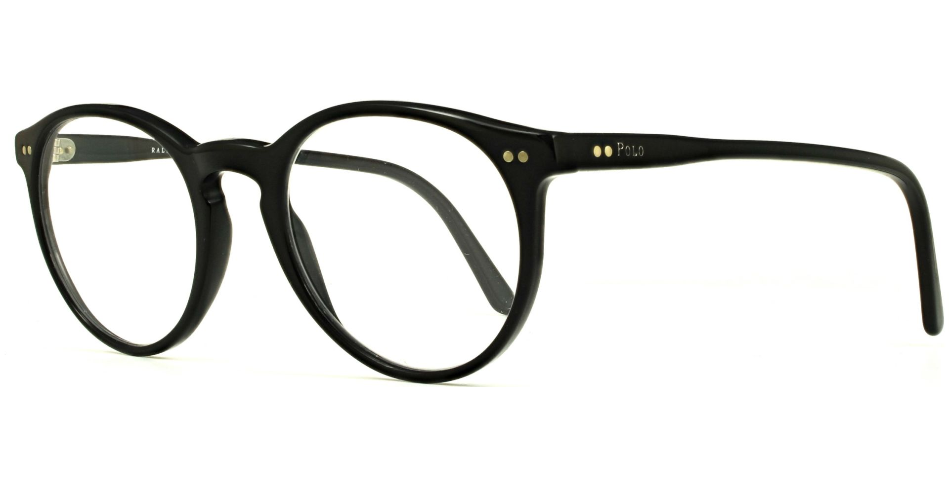 Polo - Ralph Lauren - PH2083 5001 4820 Black - von Lensbest