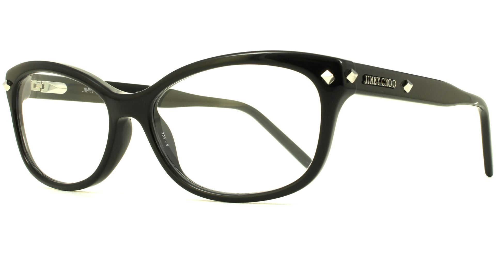 JIMMY CHOO Jimmy Choo Damen Brille » JC161«, braun, 05L - braun