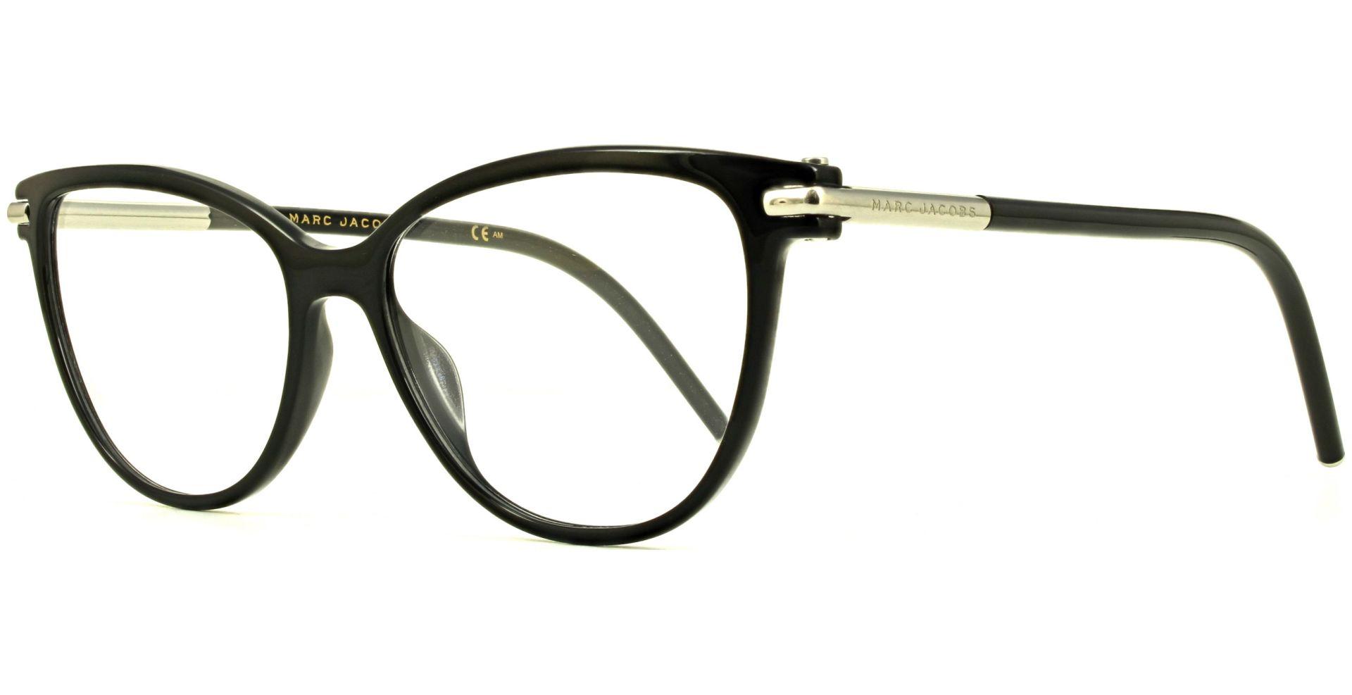 Marc Jacobs - 50 D28 5215 Black - von Lensbest