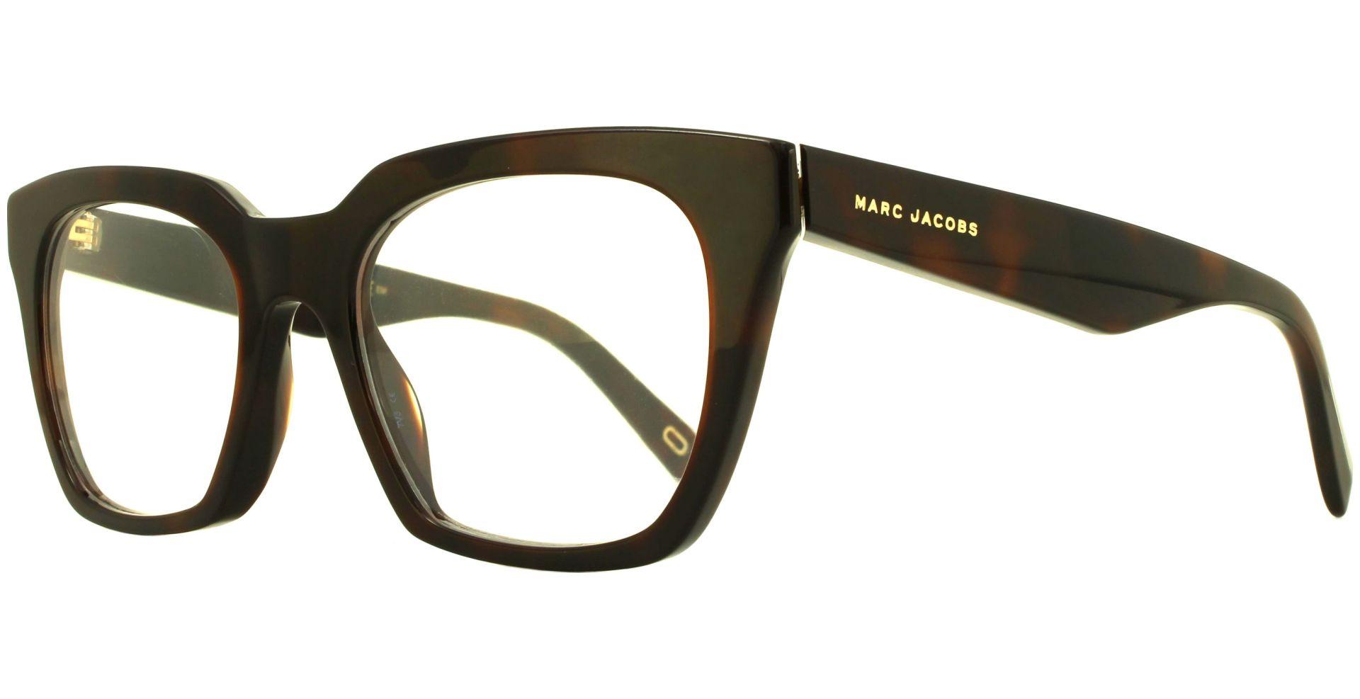 Marc Jacobs - Marc 236 086 5120 Dark Havana - von Lensbest