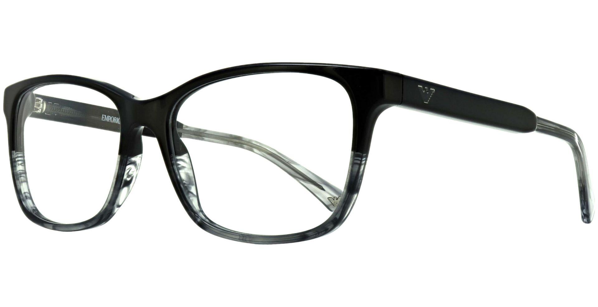 Emporio Armani - EA3121 5566 5416 Black - von Lensbest