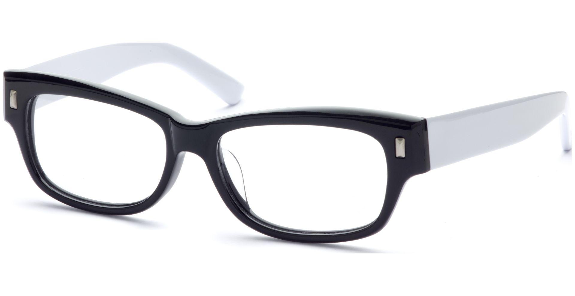Lennox Eyewear - Mamadou 5316 schwarz/weiß - von Lensbest