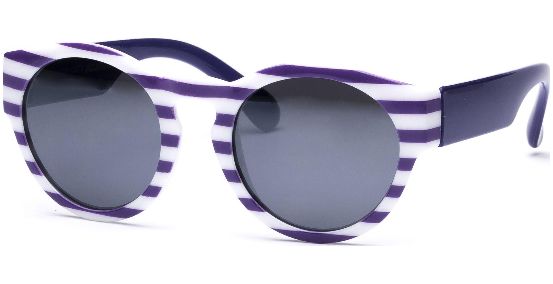 Acumed Kids Sonnenbrille Una 4220 lilaweiß von Lensbest