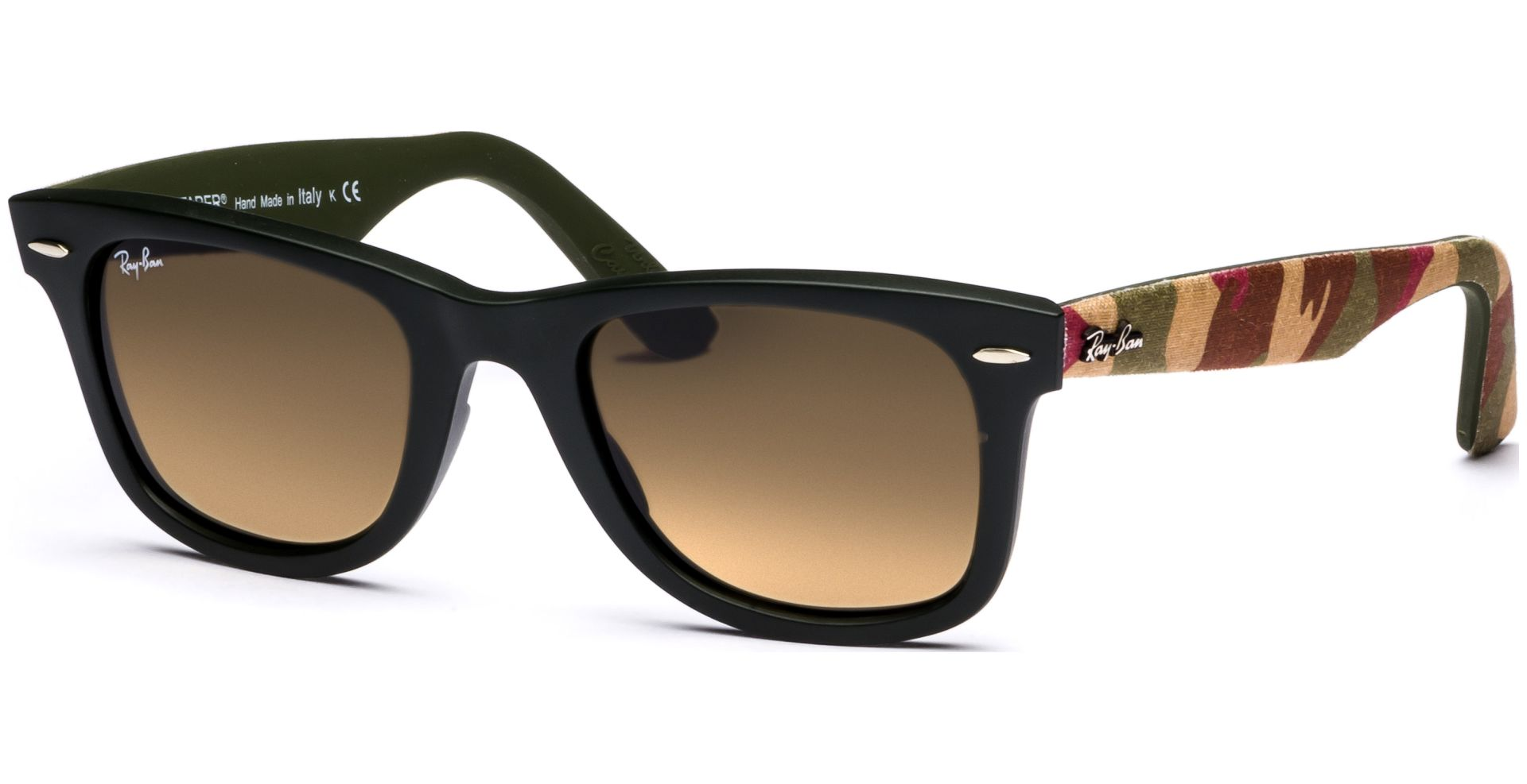 ray ban brille camouflage