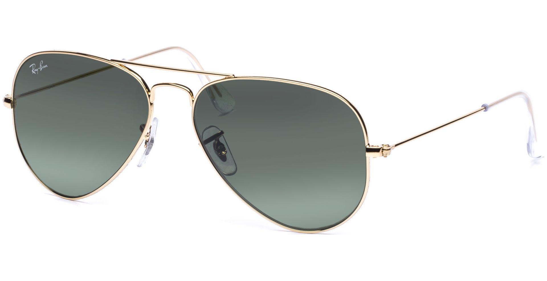 ray ban 3025 aviator arista w3234 sonnenbrille