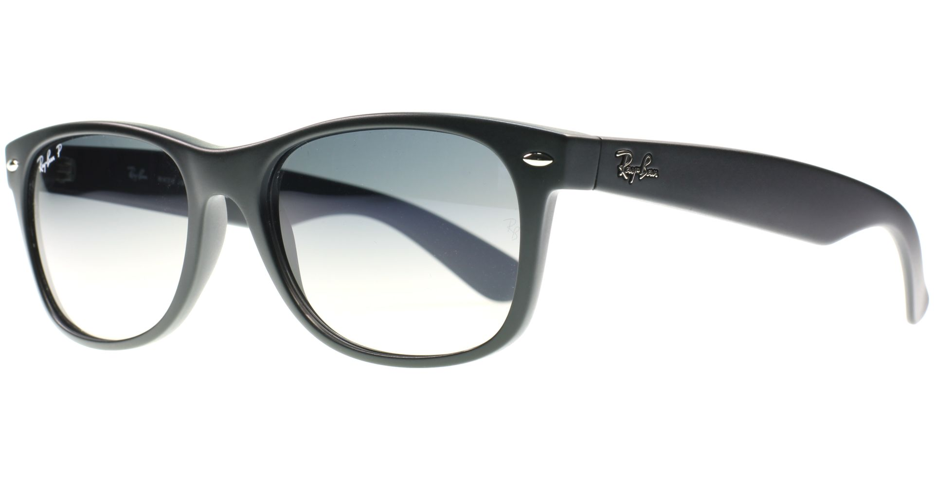 Ray-Ban - New Wayfarer 2132 601S78 5218 Black - von Lensbest