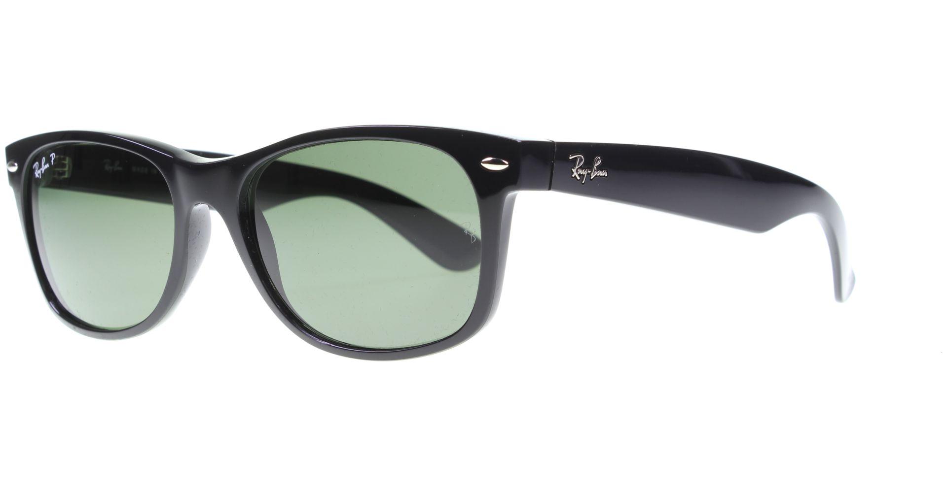 90078ed44bf New Wayfarer 2132 901 58 5518 Black von Ray-Ban Auch als Sonnenbrille  bestellbar!