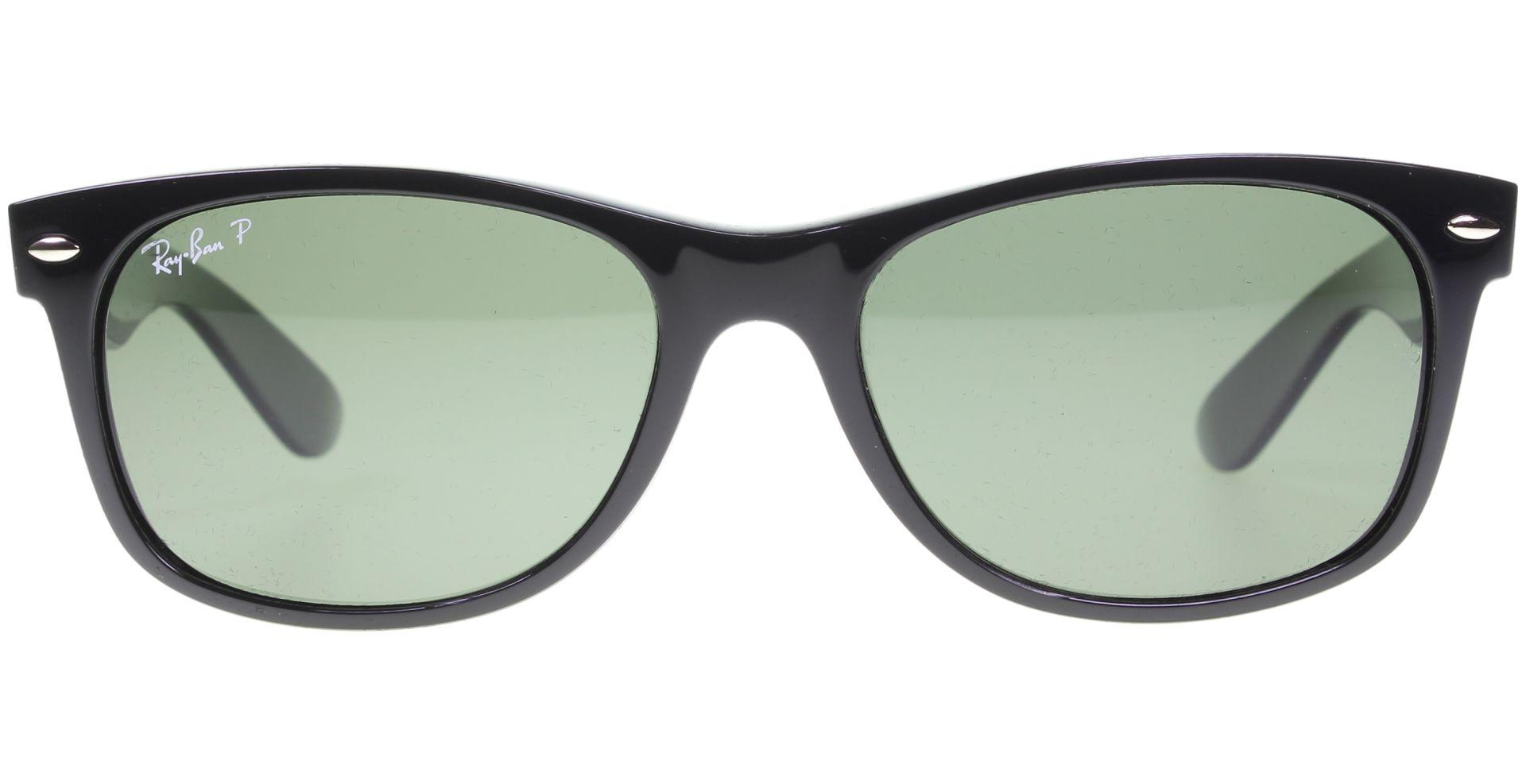 808677e218b Ray-Ban - New Wayfarer 2132 901 58 5518 Black - von Lensbest