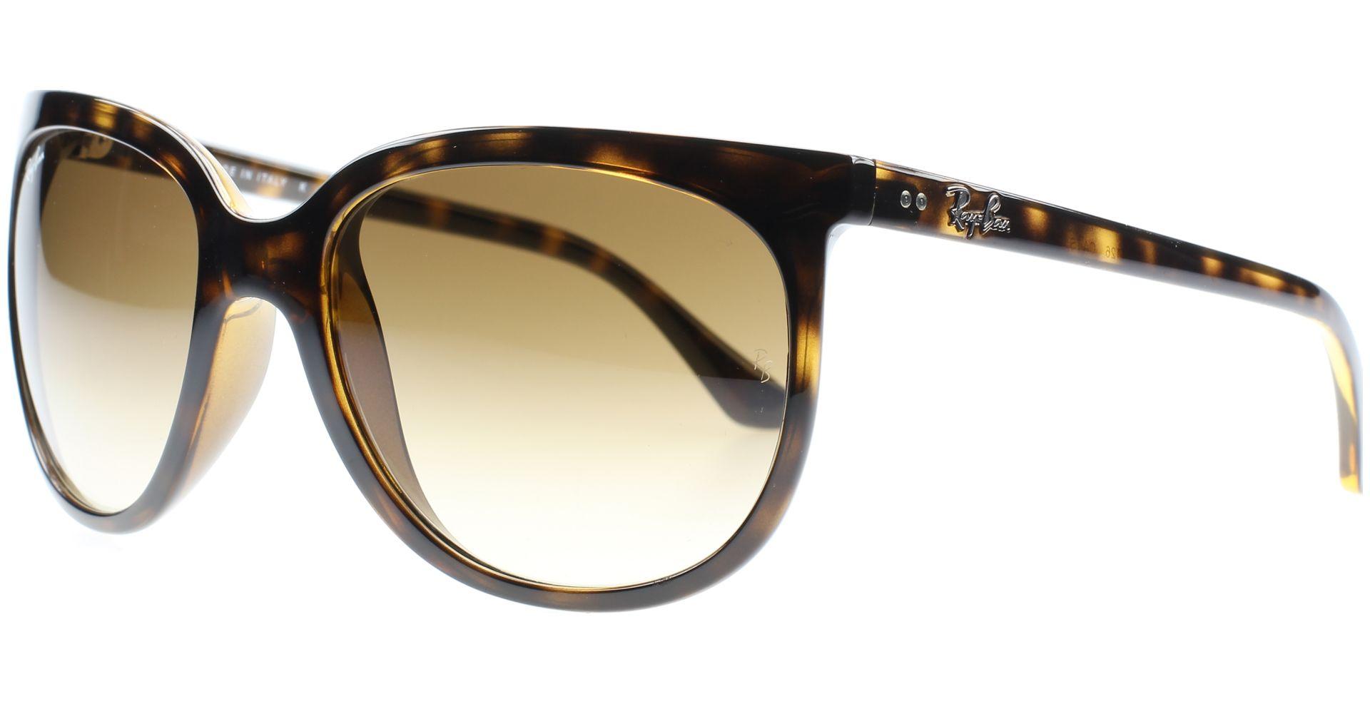 Ray-Ban CATS 1000 Sonnenbrille Helles Havana 710/51 57mm 44LsbC