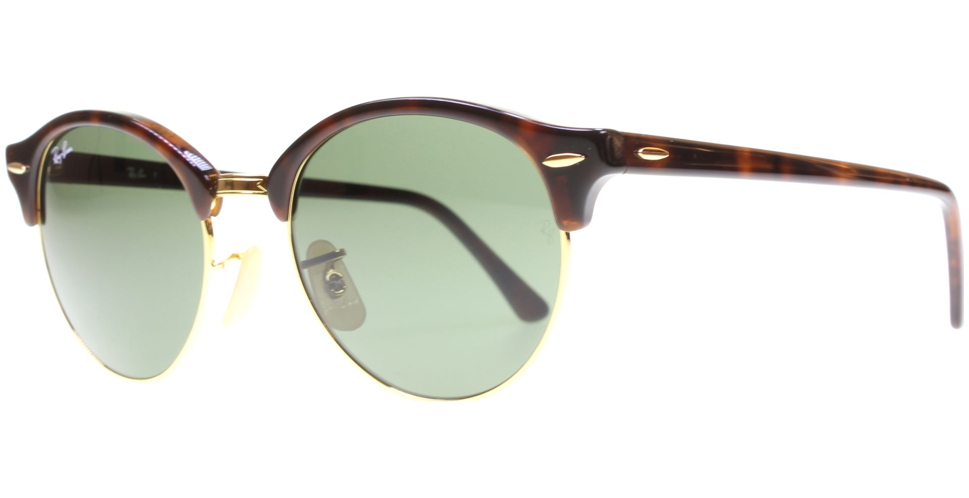 Ray Ban Clubround RB4246 990 51 19 Ray Ban Korrektions Sonnenbrillen