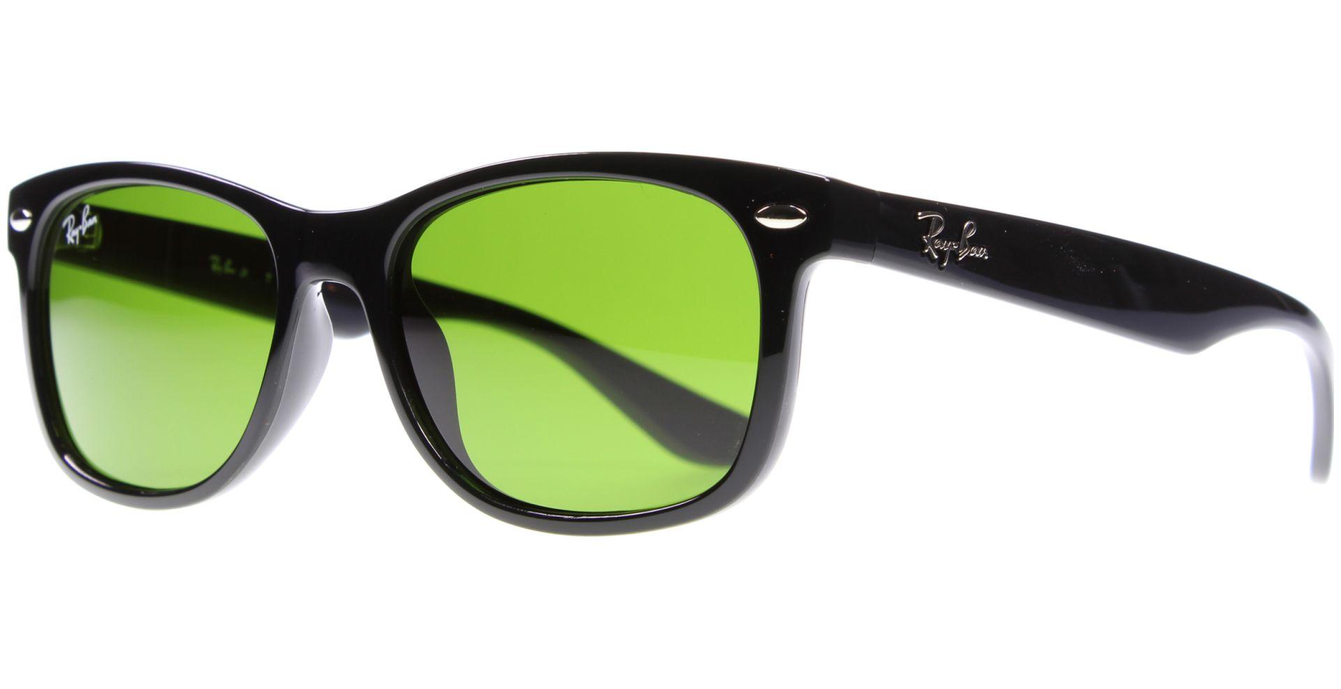 Ray-Ban - Junior New Wayfarer 9052S 100/2 4715 Black - von Lensbest