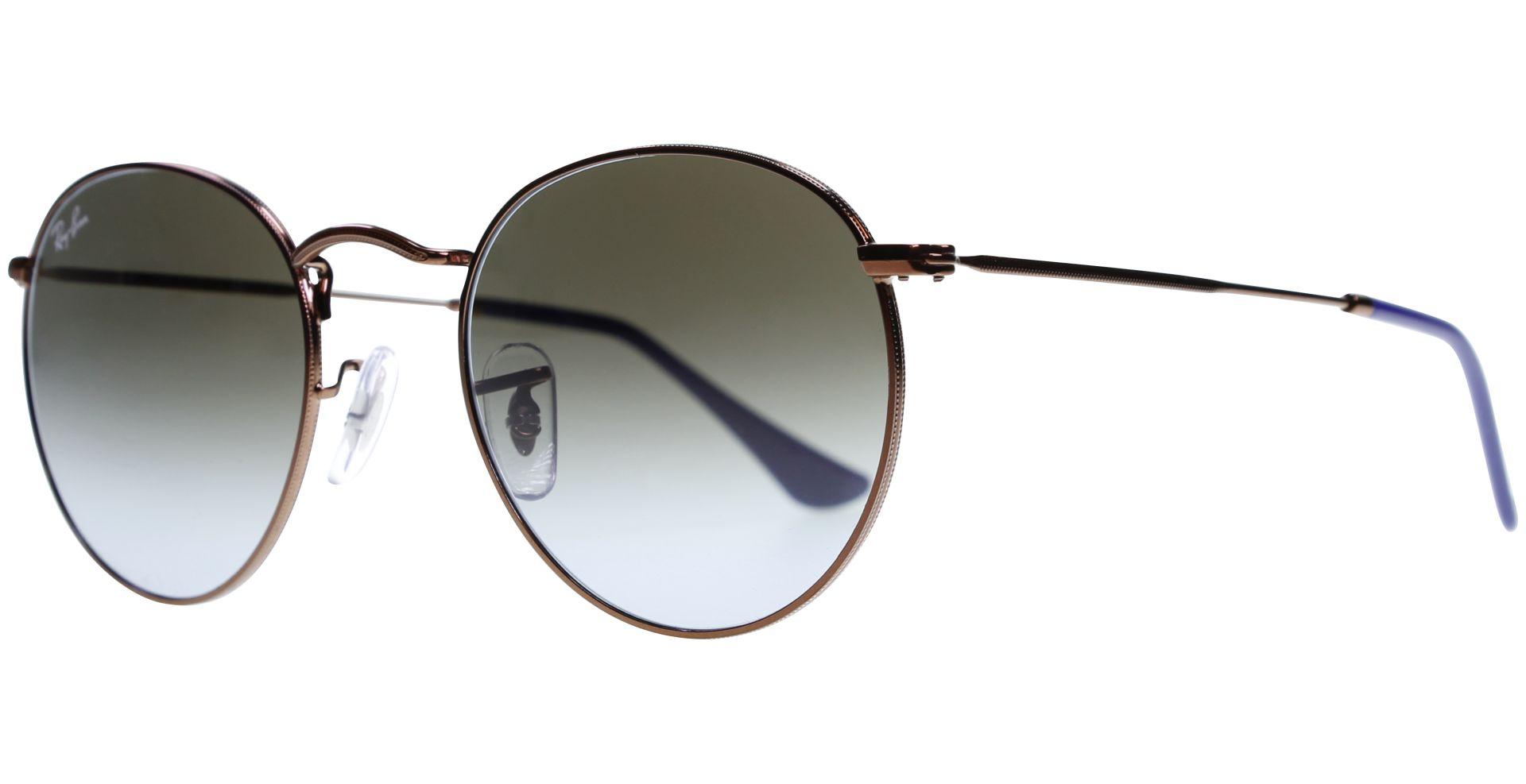 Ray-Ban RB3447 Sonnenbrille Schwarz glänzend 002/4O 53mm NxPATQjhHn