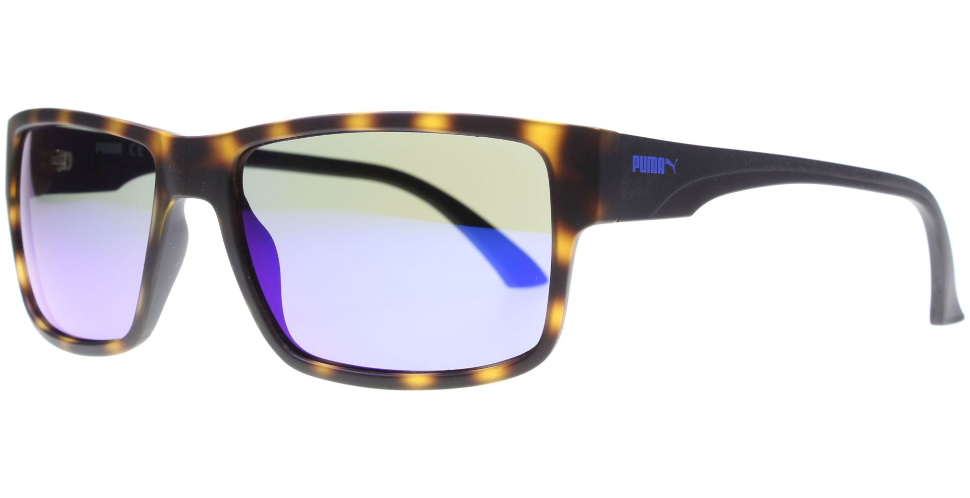 Puma Shoreditch Sonnenbrille Tortoise 003 57mm O8rjuO