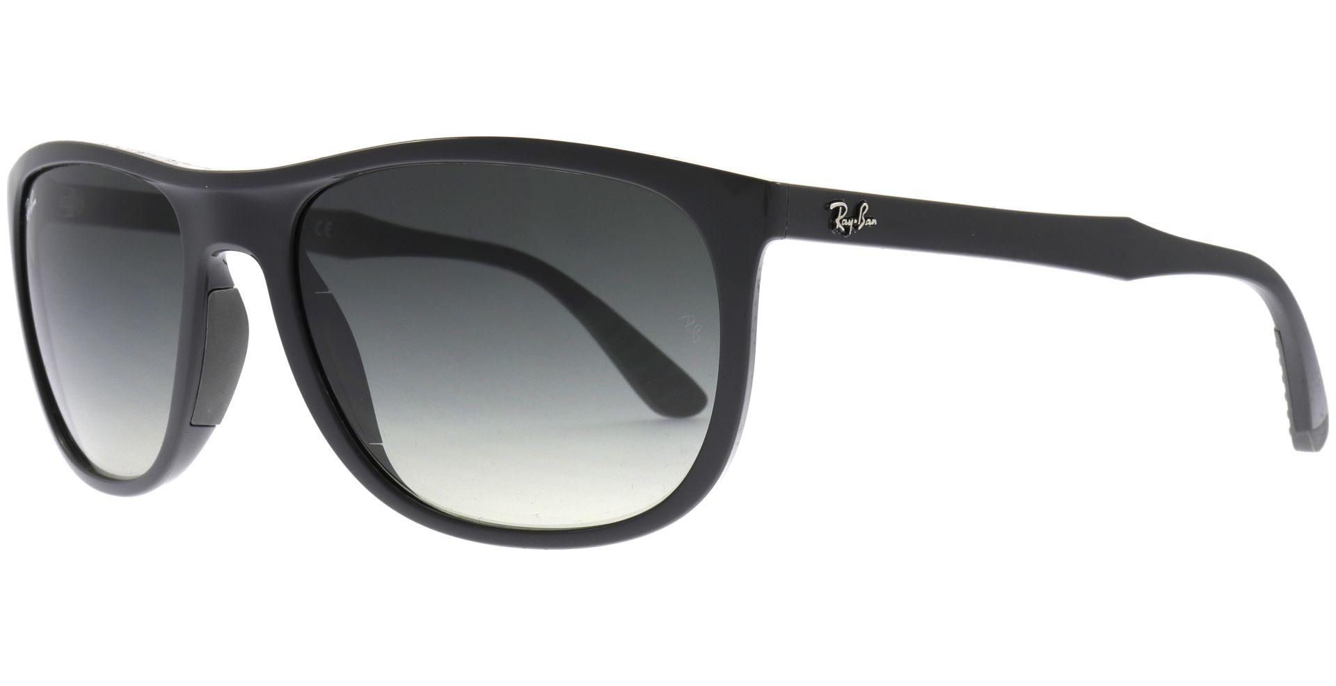 Ray-Ban RB4291 Sonnenbrille Grau 618511 58mm 5soxeuWwM